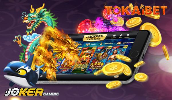 Game Judi Slot Online Joker123 Mudah Dapat Jackpot
