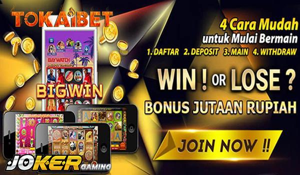 Cara Menang Di Situs Judi Slot Terbaru Game Joker123