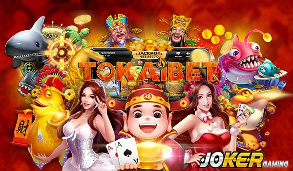 Dapatkan Banyak Bonus Di Agen Slot Joker123 Tokaibet